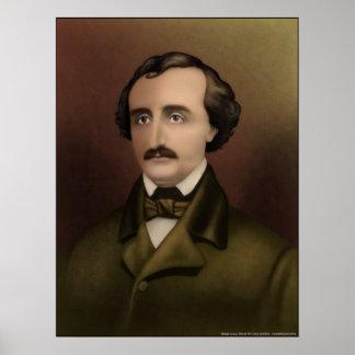 Het Poster van Edgar Allan Poe