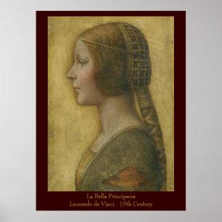 Het Poster van La Bella Principessa