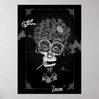 Het Poster van Leeza