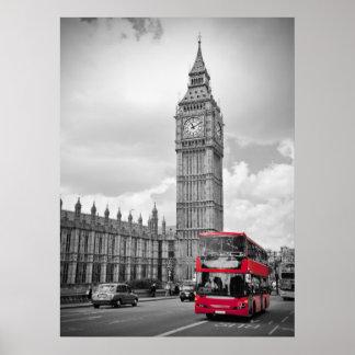 Het Poster van Londen