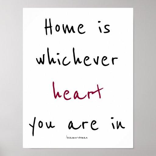 Het poster voor het Ontwerpen van Huis is waar Uw