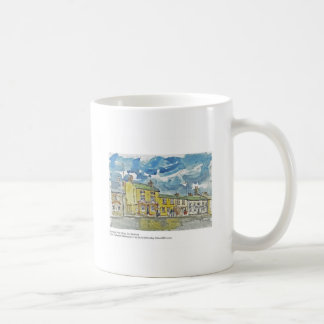 Het Postkantoor van Clonegal, Co. Wexford Koffiemok