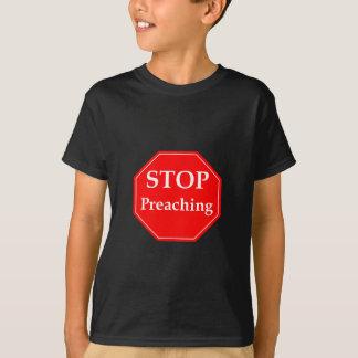 Het Prediken van het einde T Shirt