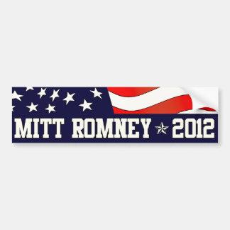 Het President van Mitt Romney in 2012 Bumpersticker