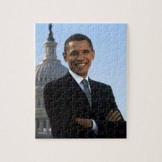 Het Presidentiële raadsel van Obama van Barack Foto Puzzels
