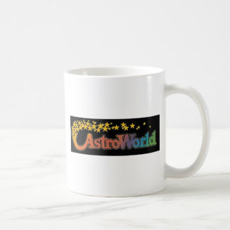 Het Pretpark van Astroworld van zes Vlaggen Koffiemok