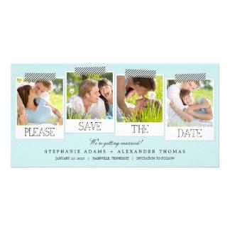 Het print bewaart de Kaarten van de Foto van de Fotokaart
