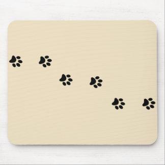 Het Print Mousepad van de poot Muismat