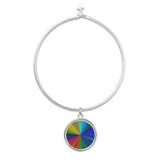 Het Prisma van de kleur Bangle Armbandje