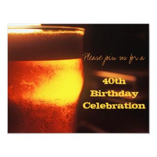 Het Proeven van het bier of de Uitnodiging van de