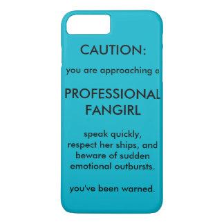Het professionele Hoesje van Fangirl Iphone