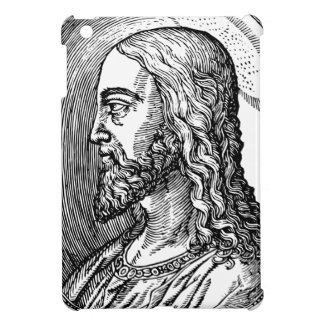 Het profiel van Jesus-Christus iPad Mini Cases