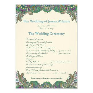 Het Programma van het Huwelijk van de Kleuren van