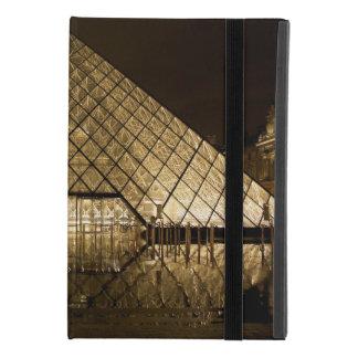 Het ProHoesje van de Piramide van het Louvre iPad iPad Mini 4 Hoesje