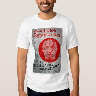 Het protest van Egypte T Shirt