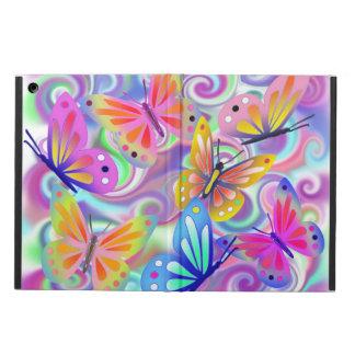 Het psychedelische Roze Hoesje van de Lucht van Ip iPad Air Hoesje