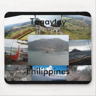 Het punt van Filippijnen Muismat