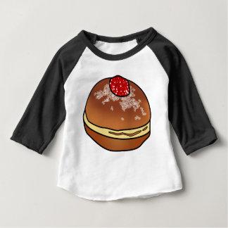 Het Punt van het Baby van de Doughnut van de Gelei Baby T Shirts