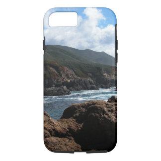 Het Punt van Soberanes, de Kustlijn van Californië iPhone 7 Hoesje