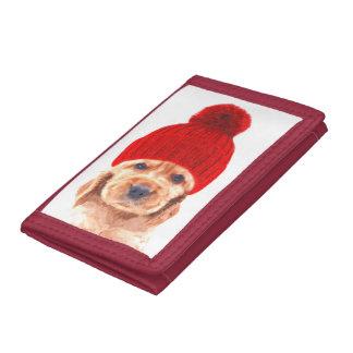 Het puppy van de cocker-spaniël met petportret