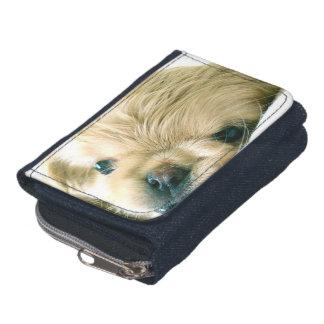 Het Puppy van de pekinees Portemonnee