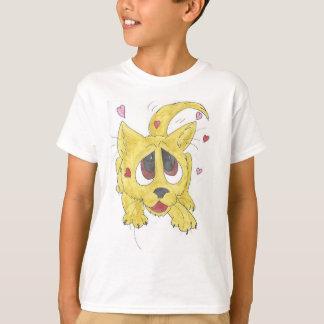 Het Puppy van Valentijn T Shirt