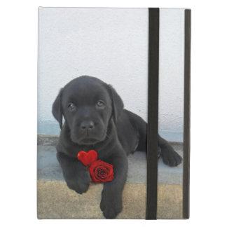 Het puppyhond van Labrador iPad Air Hoesje
