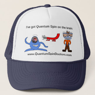 Het quantumPet van de Artsen van de Rotatie Trucker Pet