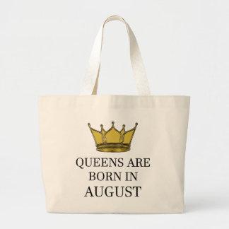 Het Queens is Geboren in Augustus Grote Draagtas