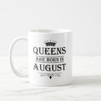 Het Queens is Geboren in de Mokken van Augustus