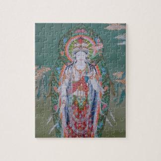 Het Raadsel van Avalokiteshvara Puzzel