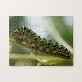 Het Raadsel van Caterpillar 10x14 Legpuzzel