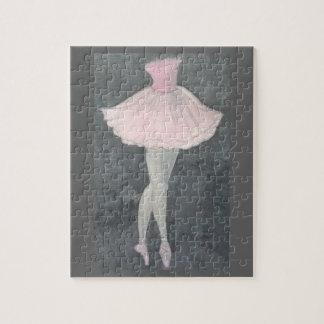 Het Raadsel van de ballerina Legpuzzel