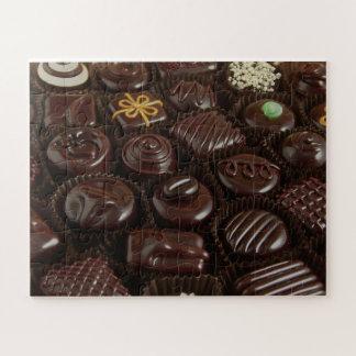 Het Raadsel van de Foto van de Snoepjes van de Puzzel