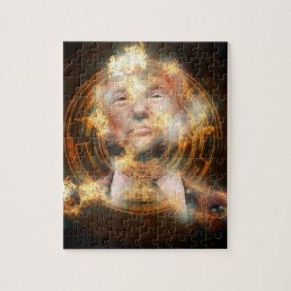 Het Raadsel van de Foto van de troef 8x10 met de Foto Puzzels