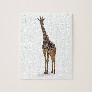 Het Raadsel van de giraf Puzzel
