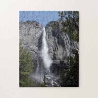 Het Raadsel van de Herfsten van Yosemite Puzzels