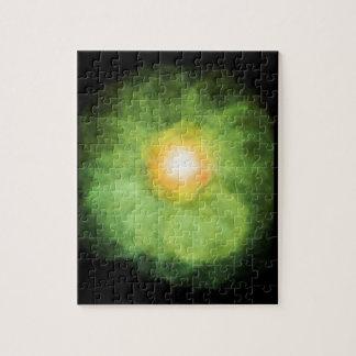 Het raadsel van de supernova legpuzzel