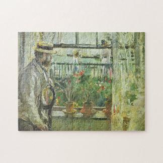 """Het raadsel van"""" Eugene Manet"""" van Monisot Legpuzzel"""