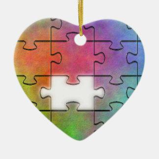Het Raadsel van het autisme - het Ornament van het