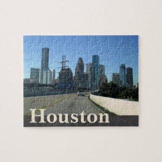 Het Raadsel van Houston Texas Puzzel
