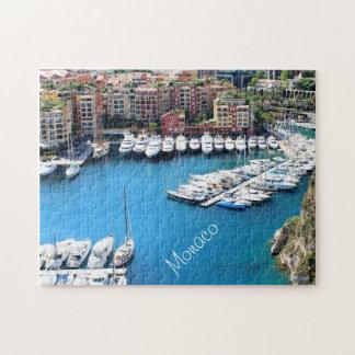 Het Raadsel van Monaco Foto Puzzels
