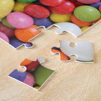 Het Raadsel van snoepjes Puzzel