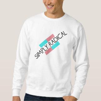Het radicale Sweatshirt van het Logo van de