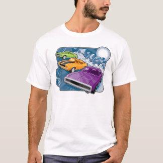 Het Ras van de straat T Shirt