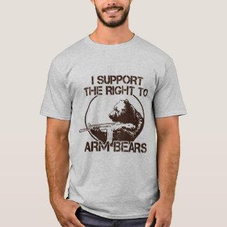 Het recht op Wapen draagt T Shirt