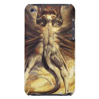 Het Red Dragon iPod Hoesje van William Blake