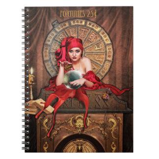 Het reizende Notitieboekje van de Zigeuner Ringband Notitieboek