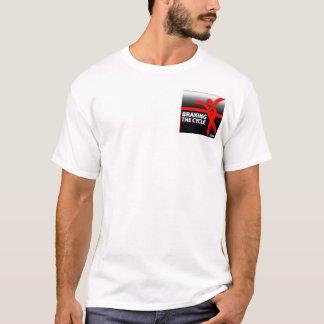 Het remmen van de cyclus 2004 T-shirt