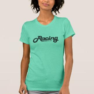 Het rennen is het Leven T Shirt